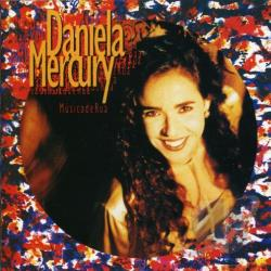 Mercury, Daniela - Musica De Rua CD Cover Art