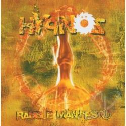 Hypnos - Rabble Manifesto CD Cover Art