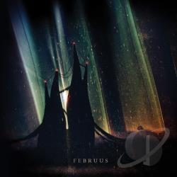 Uneven Structure - Februus CD Cover Art