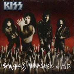 Kiss - Smashes, Thrashes & Hits CD Cover Art