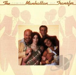 Manhattan Transfer - Coming Out CD Cover Art