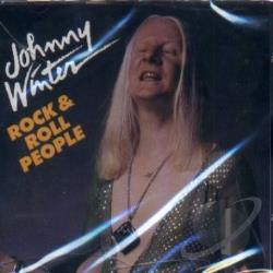 Winter, Johnny - Rock & Roll People CD Cover Art