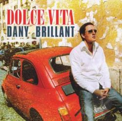 Brillant, Dany - Dolce Vita CD Cover Art