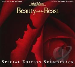 Disney / Menken, Alan - Beauty and the Beast CD Cover Art