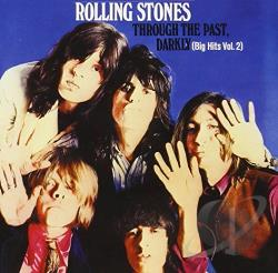 Rolling Stones - Through The Past, Darkly (Big Hits Vol. 2) CD Cover Art
