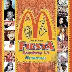 Fiesta Broadway La: Cinco De Mayo CD Cover Art