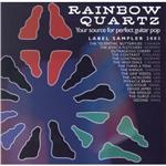 Rainbow Quartz Label Sampler 2003 CD Cover Art