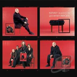 Barron, Kenny / Kenny Barron Quintet - Images CD Cover Art