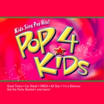 Pop 4 Kids CD Cover Art