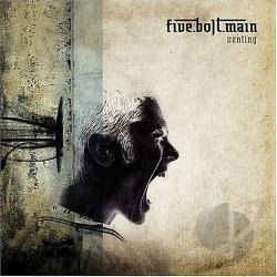 Five.Bolt.Main - Venting CD Cover Art