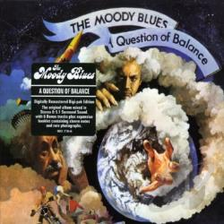 Moody Blues - Question of Balance SA Cover Art