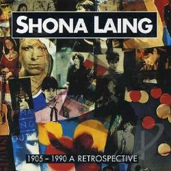 Laing, Shona - 1905-90: A Retrospective CD Cover Art