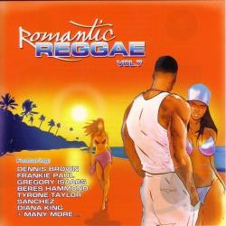 Romantic Reggae, Vol. 7 CD Cover Art