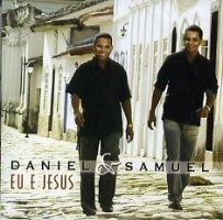 Daniel & Samuel - Eu E Jesus CD Cover Art