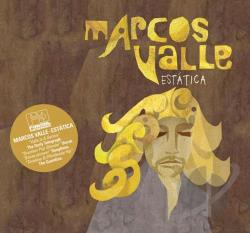 Valle, Marcos - Estatica CD Cover Art