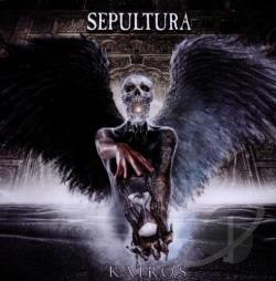 Sepultura - Kairos CD Cover Art