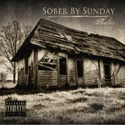 Sober By Sunday - Shelter CD Cover Art
