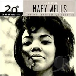 Wells, Mary - 20th Century Masters - The Millennium Collection: The Best of Mary Wells CD Cover Art