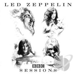 Led Zeppelin - BBC Sessions CD Cover Art