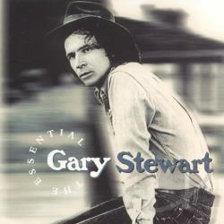 Stewart, Gary - Essential Gary Stewart CD Cover Art