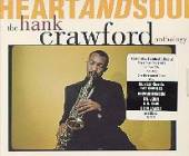 Crawford, Hank - Heart And Soul CD Cover Art
