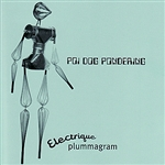 Poi Dog Pondering - Electrique Plummagram CD Cover Art