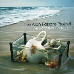 Alan Parsons Project - Definitive Collection CD Cover Art