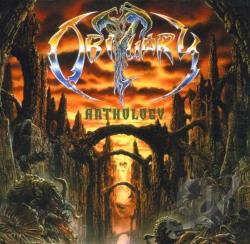 Obituary - Anthology CD Cover Art