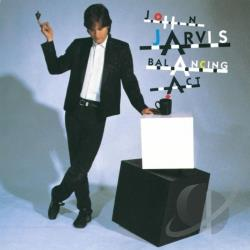 Jarvis, John - Balancing Act CD Cover Art