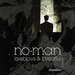 No-Man - Loveblows & Lovecries: A Confession CD Cover Art