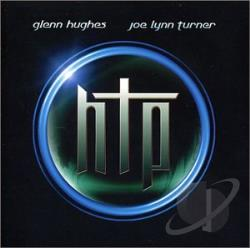 Hughes, Glenn - Hughes-Turner Project CD Cover Art