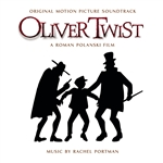 Portman, Rachel - Oliver Twist CD Cover Art