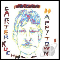 Kuehn, Carter - Happy Town CD Cover Art