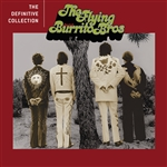 Flying Burrito Brothers - Definitive Collection CD Cover Art