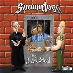 Snoop Dogg - Tha Last Meal CD Cover Art