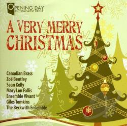 Very Merry Christmas - Very Merry Christmas CD Cover Art
