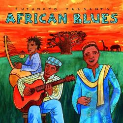 Putumayo Presents: African Blues CD Cover Art