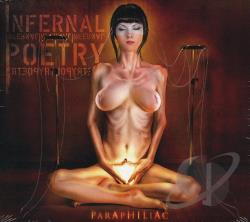 Infernal Poetry - Paraphiliac CD Cover Art
