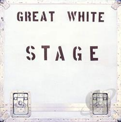 Great White - Stage CD Cover Art