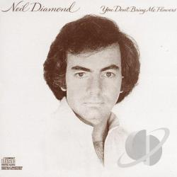 Diamond, Neil - You Don't Bring Me Flowers CD Cover Art
