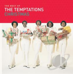 Temptations - Best of Temptations Christmas CD Cover Art