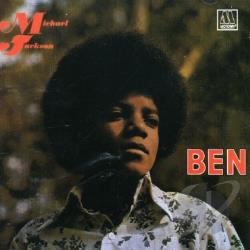 Jackson, Michael - Ben CD Cover Art