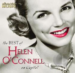 O'Connell, Helen - Best Of Helen O'Connell On Capitol CD Cover Art