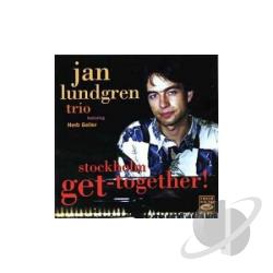 Lundgren, Jan - Stockholm Get-Together! CD Cover Art