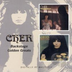 Cher - Backstage/Golden Greats CD Cover Art