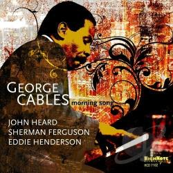 Cables, George - Morning Song CD Cover Art