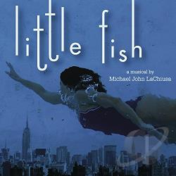 David O - Michael John LaChiusa: Little Fish CD Cover Art
