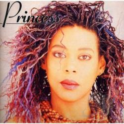 Princess - Princess CD Cover Art