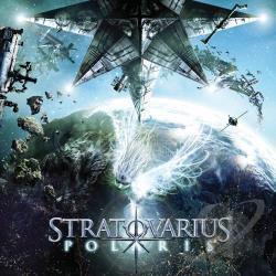 Stratovarius - Polaris CD Cover Art