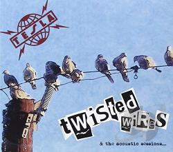 Tesla - Twisted Wires & the Acoustic Sessions CD Cover Art